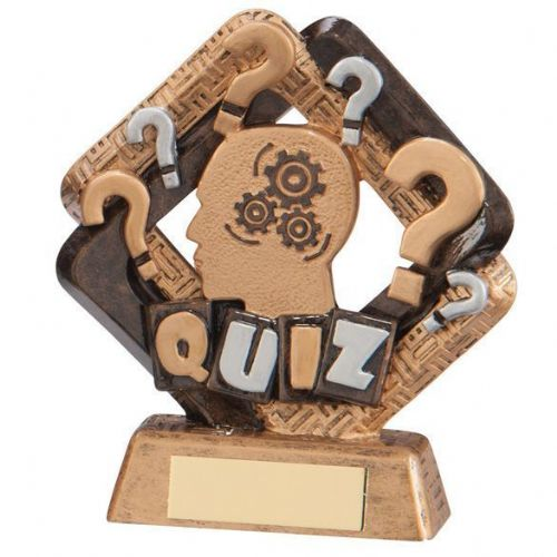 Sporting Unity Quiz Award 135mm
